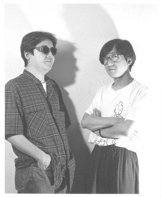 メトロトロンレコード社 鈴木慶一・鈴木博文
