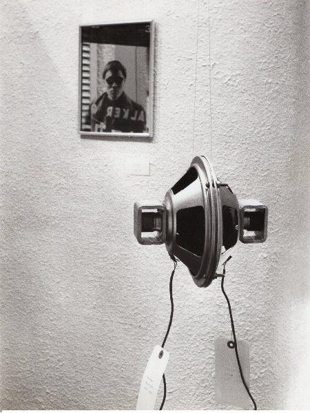 今井祝雄 TWO HEARTBEATS OF MINE 1976年イメージ写真