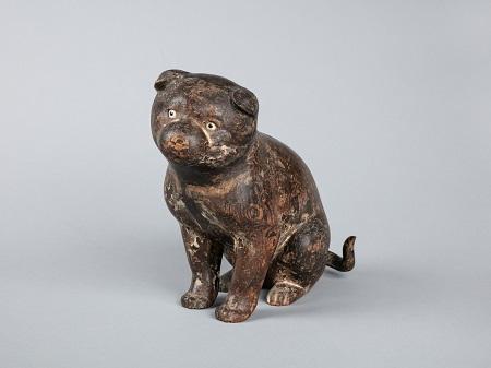 重要文化財 「子犬」(鎌倉時代、13世紀、高山寺蔵)=全期間