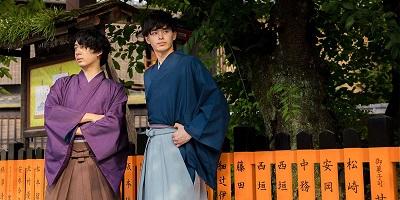 3月8日町家の日 全国の袴姿になりたい男子、京都に集まれ!!!
