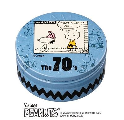 PEANUTS生誕70周年を記念した全身用保湿クリーム「スチームクリーム」のコミックアートシリーズ